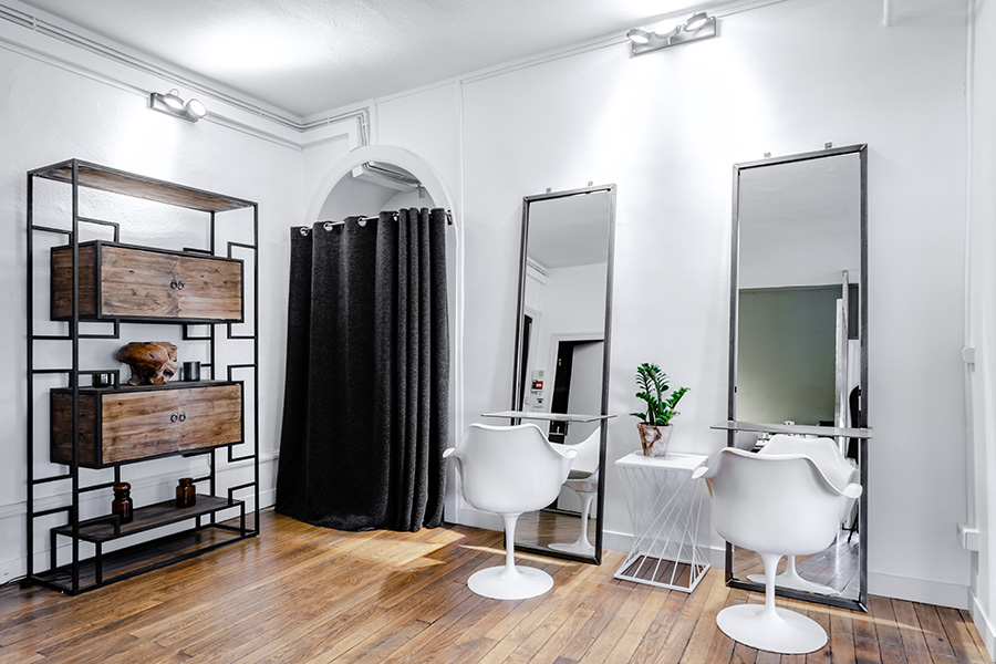 RomainB - Salon de coiffure haut de gamme - Coiffeur